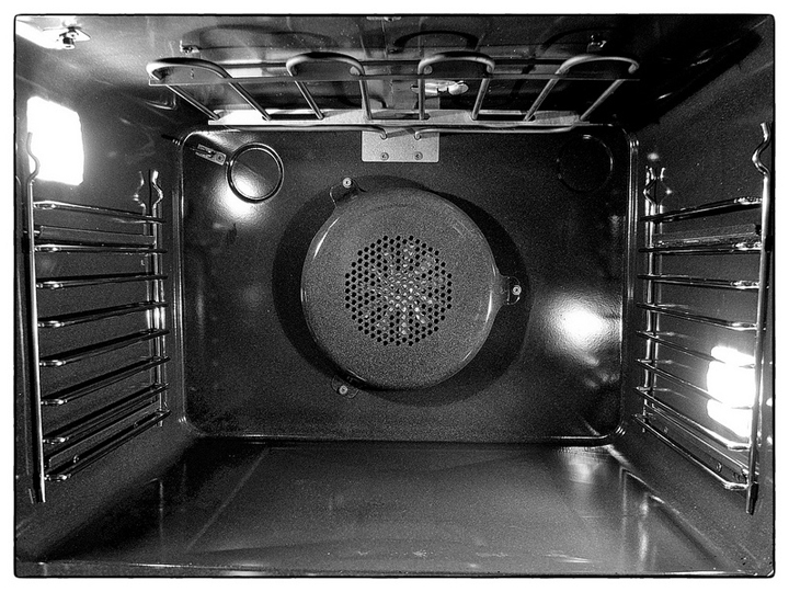 Self-Cleaning Oven   Andrew F. Sullivan   Burrow Press